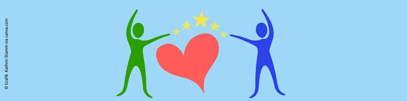 Grafik Kathrin Stamm via canva.com Die 5 Fähigkeiten emotional intelligenter Menschen