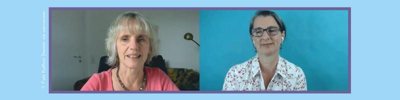 Foto Kathrin Stamm, Folge 019 Interview mit Martina Baehr, effiziente Hebel gegen Burnout