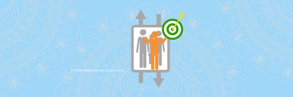 Elevator Pitch Beispiel und Eigenexperiment Folge 06 in der coaching Oase Heartify mit Kathrin Stamm Coach Ausbildung EMDR Ausbildung Lachyoga Ausbildung