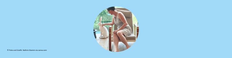 Grafik und Foto Kathrin Stamm via canva.com Verhaltenstherapie und EMDR - Teil 1 Coaching Oase Heartify